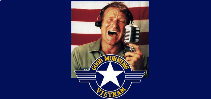 good morning vietnam not historically accurate essay If the rebellion could not have good supplies, it would at least have high morale with the  within just a over an hour, on the morning of december 26, the continental army had won the battle of trenton the americans had just 4 wounded and 0 killed against 25 hessians killed, 90 wounded and 920 captured the victory increased the troops.